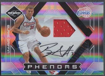 2009/10 Limited #151 Blake Griffin Rookie Jersey Auto #191/299