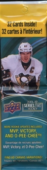 2011/12 Upper Deck Series 2 Hockey Fat Pack