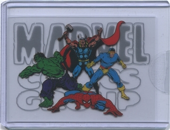 2012 Rittenhouse Marvel Bronze Age Case Toppers #CT2 Marvel Comic Group