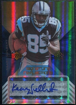 2004 Upper Deck Reflections Signature Reflections #SRKC Keary Colbert Autograph