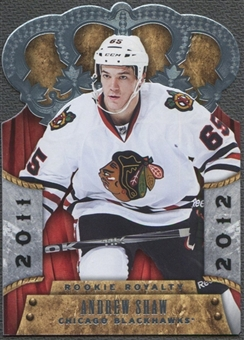 2011/12 Crown Royale #194 Andrew Shaw Rookie