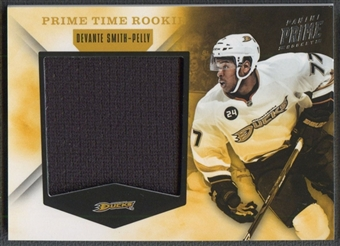 2011/12 Panini Prime #21 Devante Smith-Pelly Prime Time Rookie Jersey #93/99