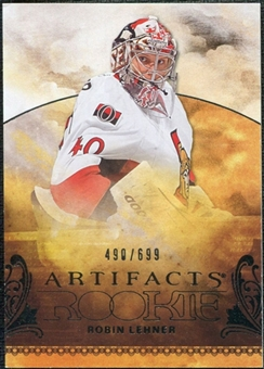 2010/11 Upper Deck Artifacts #221 Robin Lehner /699