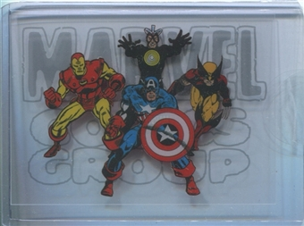 2012 Rittenhouse Marvel Bronze Age Case Toppers #CT1 Marvel Comic Group