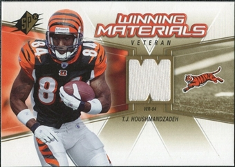 2006 Upper Deck SPx Winning Materials #WMVTH T.J. Houshmandzadeh SP