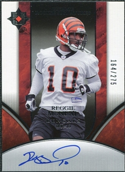 2006 Upper Deck Ultimate Collection #235 Reggie McNeal RC Autograph /275