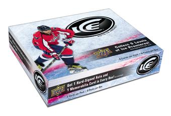 2015/16 Upper Deck Ice Hockey Hobby Box (Presell)