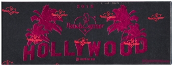 BenchWarmer Hollywood Edition Hobby Box (2015)