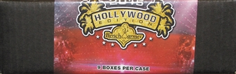 BenchWarmer Hollywood Edition Hobby 9-Box Case (2015)