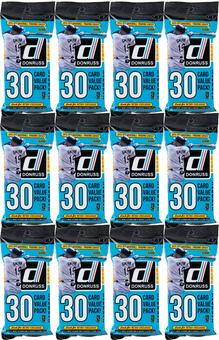2015 Panini Donruss Baseball Jumbo Pack (Lot of 12)