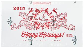 2015 BenchWarmer Holiday Past & Presents Box