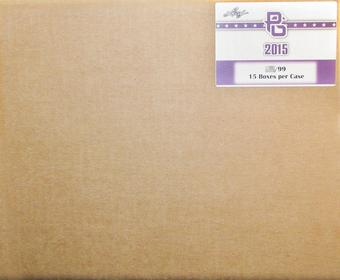 2015 Leaf Perfect Game National Showcase Baseball Hobby 15-Box Case