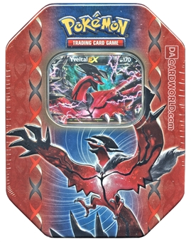 2015 Pokemon Best Of Collector's Tin (Yveltal)