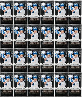 2015 Panini Prizm Baseball Retail Pack (Lot of 24)