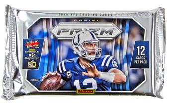 2015 Panini Prizm Football Jumbo Pack