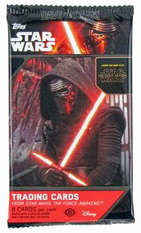Star Wars: The Force Awakens Series 1 Hobby Pack (Topps 2015)