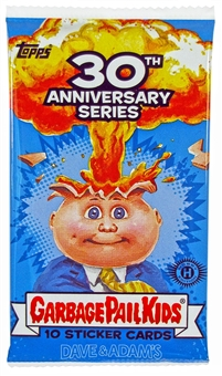 Garbage Pail Kids 30th Anniversary Hobby Pack (Topps 2015)