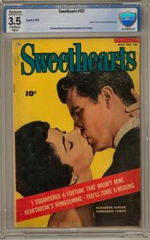 Sweethearts #121 CBCS 3.5 (OW-W) *16-204878E-067* Restored