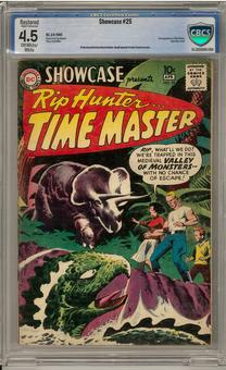 Showcase #25 CBCS 4.5 (OW-W) *16-20E8686-068* Restored