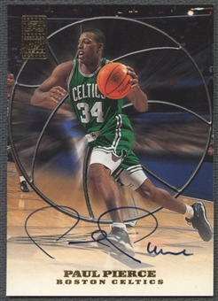 1999/00 Topps #PP Paul Pierce Auto