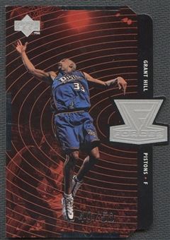 1998/99 Upper Deck #F22 Grant Hill Forces Silver #40/50
