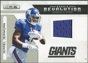 2011 Panini Rookies and Stars Rookie Revolution Materials #22 Jerrel Jernigan /299