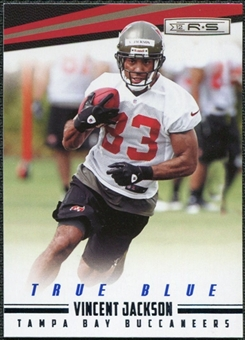 2012 Panini Rookies and Stars True Blue #120 Vincent Jackson