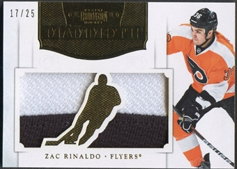 2011/12 Dominion #37 Zac Rinaldo Mammoth Patch #17/25