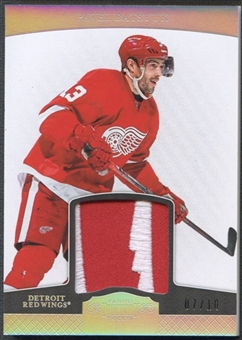 2011/12 Dominion #31 Pavel Datsyuk Patch #07/10