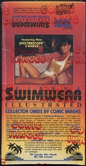 Ujena's Swimwear Illustrated Box (1993 Comic Images)