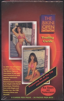 The Bikini Open Box 1992