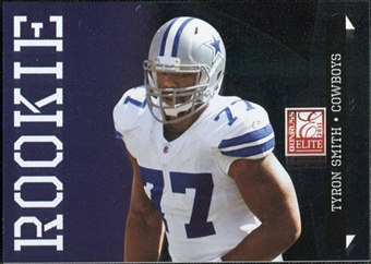 2011 Panini Donruss Elite #123 Tyron Smith /999