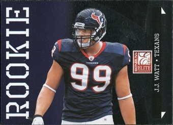 2011 Panini Donruss Elite #145 J.J. Watt /999
