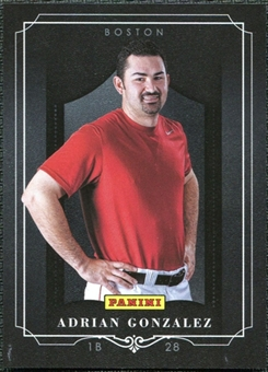 2011 Panini Black Friday #17 Adrian Gonzalez