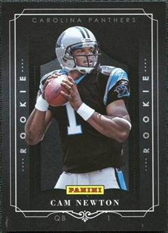 2011 Panini Black Friday Rookies #RC6 Cam Newton