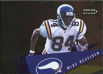 1998 Leaf Rookies and Stars Freshman Orientation #19 Randy Moss 2019/2500