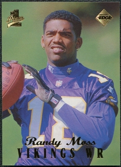 1998  Collector's Edge First Place #157 Randy Moss