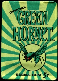 1966 Donruss Green Hornet Wax Pack
