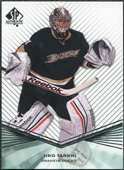 2011/12 Upper Deck SP Authentic Rookie Extended #R2 Iiro Tarkki