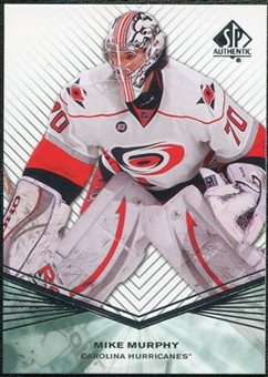 2011/12 Upper Deck SP Authentic Rookie Extended #R12 Mike Murphy