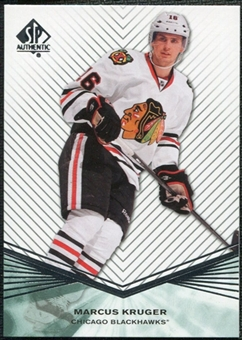 2011/12 Upper Deck SP Authentic Rookie Extended #R15 Marcus Kruger