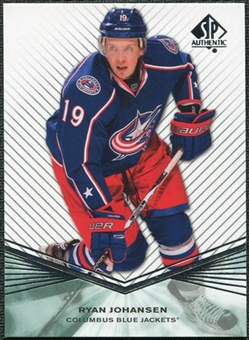 2011/12 Upper Deck SP Authentic Rookie Extended #R23 Ryan Johansen