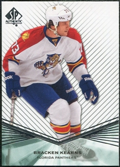 2011/12 Upper Deck SP Authentic Rookie Extended #R36 Bracken Kearns