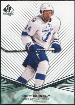 2011/12 Upper Deck SP Authentic Rookie Extended #R87 Brett Connolly
