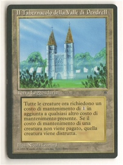 Magic the Gathering Legends Single Tabernacle at Pendrell Vale LIGHT PLAY (NM) Italian