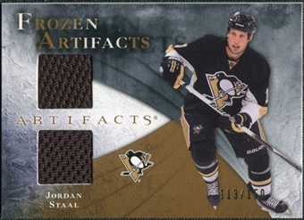 2010/11 Upper Deck Artifacts Frozen Artifacts #FAJO Jordan Staal /150