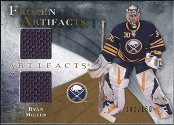 2010/11 Upper Deck Artifacts Frozen Artifacts #FARM Ryan Miller /150