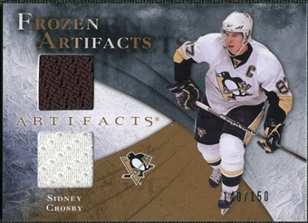2010/11 Upper Deck Artifacts Frozen Artifacts #FASC Sidney Crosby /150