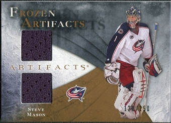 2010/11 Upper Deck Artifacts Frozen Artifacts #FASM Steve Mason /150