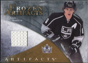 2010/11 Upper Deck Artifacts Frozen Artifacts Retail #FARAK Anze Kopitar